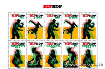 How the New USPS Hip-Hop Stamps Came About - Billboard