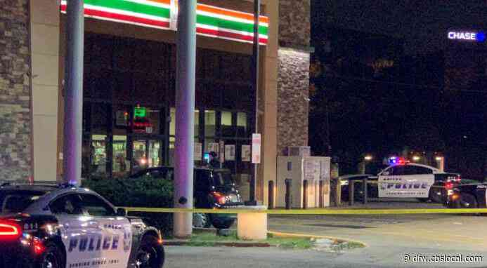 Robber Shoots, Critically Injures Dallas Convenience Store Clerk