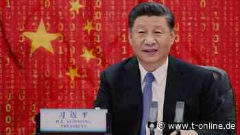 Medien als Instrument: China will die globale Machtbalance radikal verschieben - t-online.de