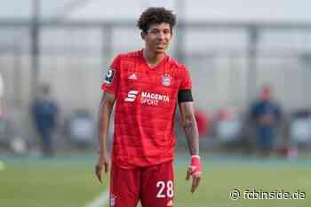 Medien: Europäische Klubs jagen FCB-Youngster Chris Richards - Aktuelle FC Bayern News, Transfergerüchte, Hintergrundberichte uvm. - fcbinside.de