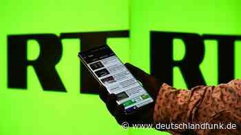 Medien - Litauen verbietet russischsprachigen Staatsfernsehsender RT - Deutschlandfunk