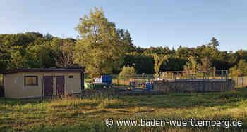 1,5 Millionen Euro für die Abwasserbeseitigung in Ahorn