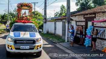 Carreata marca homenagens no Círio de Santa Isabel do Pará - Diário Online