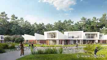 Roompot wil volgende zomer al eerste vakantiegasten in Eksel ontvangen - Het Belang van Limburg