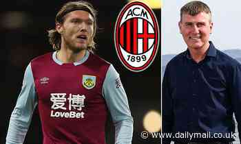 Jeff Hendrick is set to miss out on dream AC Milan move due to coronavirus