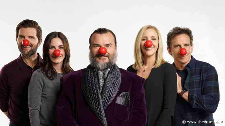 Red Nose Day without red noses? How Comic Relief turned over a new leaf in lockdown