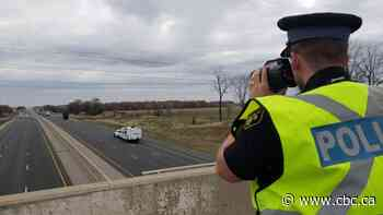 Essex OPP lay more than 200 charges in long weekend traffic blitz