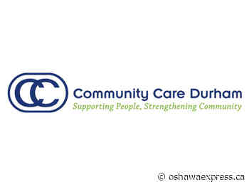 Community Care Durham recognizes members and community partners - Oshawa Express