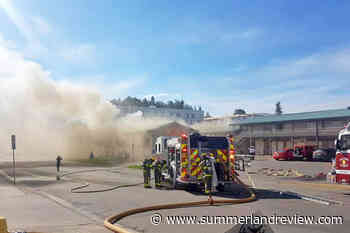 3 people dead in Prince George motel fire – Summerland Review - Summerland Review