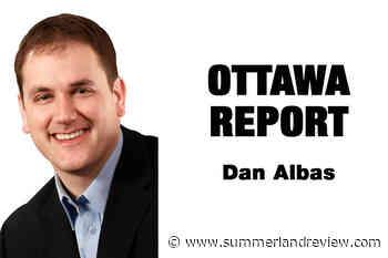 COLUMN: Fiscal sticker shock – Summerland Review - Summerland Review
