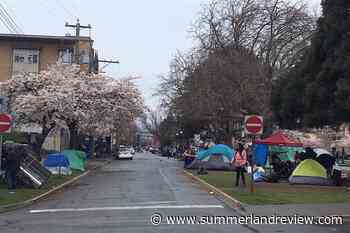 BC tent camps persist as hotels, housing bought for homeless - Summerland Review
