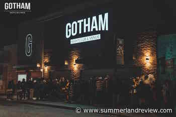 Kelowna's Gotham Nightclub set to reopen Friday – Summerland Review - Summerland Review