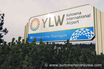 Kelowna International Airport implements further safety measures amid COVID-19 - Summerland Review