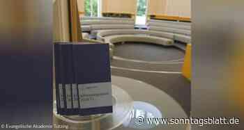 """Evangelische Akademie Tutzing stellt neues Programm vor: Corona ist """"mal mehr, mal weniger"""" Thema - Sonntagsblatt"""