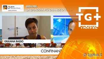 Bibione, la spiaggia più grande d'Italia – TG Plus TRAVEL - Tg Plus