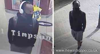 CCTV: Teenage girls 'inappropriately touched' in Dartford