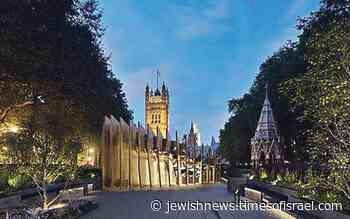 Government may face legal action over building of Westminster Shoah memorial - Jewish News
