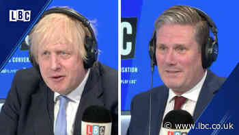 """Keir Starmer answers question from """"Boris in Westminster"""" over school re-opening - LBC"""
