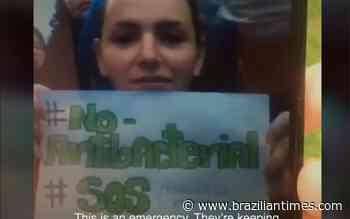 Mulheres imigrantes clamam por socorro em centro de detenção - Brazilian Times