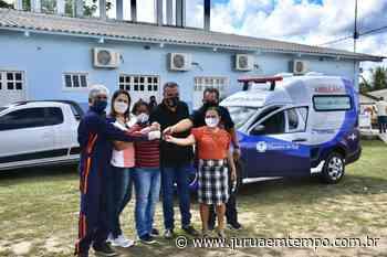 Anjos do Socorro: Ilderlei Cordeiro entrega ambulância e barco de emergência para comunidade da Vila Liberdade - Jurua em Tempo