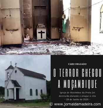 Fundação AIS lança campanha em socorro dos cristãos de Cabo Delgado, ameaçados por grupos jihadistas - Jornal da Madeira