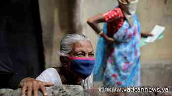 Campanha Caritas Itália e FOCSIV em socorro aos mais pobres atingidos pela pandemia - Vatican News