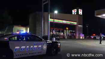 Dallas 7-Eleven Clerk Shot During Violent Robbery