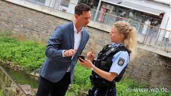 Handy wird für Polizei in Siegen wichtiges Arbeitsmittel - Westfalenpost