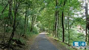 Idee: Numbach als Fahrradstraße nach Siegen - Westfalenpost