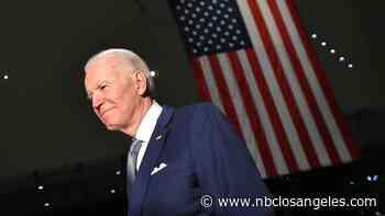 Biden Proposes $700 Billion-Plus 'Buy American' Campaign - NBC Southern California