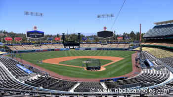 New Center Field Backdrop Has Dodgers Hitters Adjusting - NBC Southern California