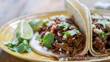 Dine Along the Gilroy Taco Trail - NBC Southern California