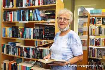 Bücher müssen für eine Woche in Quarantäne - Freie Presse
