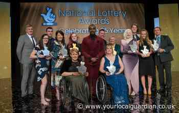 National Lottery to honour community heroes in Sutton and Merton