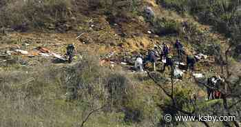Company that flew Kobe Bryant's helicopter gets federal help - KSBY San Luis Obispo News
