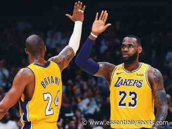 """""""It Goes Hand-in-Hand."""": When Kobe Bryant Expressed His Desires to Play Alongside LeBron James - Essentially Sports"""
