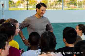 Rafael Nadal's foundation receives donation of 400,000 euros from Spanish corporate giant - Majorca Daily Bulletin