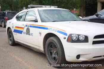 RCMP charge suspects following carjacking by Morinville - Stony Plain Reporter
