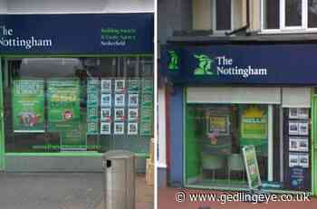 The Nottingham building society branches in Carlton Hill and Netherfield earmarked for merger - Gedling Eye