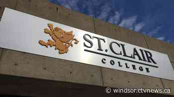 St. Clair College welcomes some students back to campus - CTV News Windsor