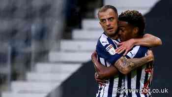 West Bromwich Albion 2-0 Derby County: Baggies go top of Championship