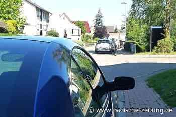 Parken in der Schwarzwaldstraße in Ehrenkirchen wird neu geregelt - Ehrenkirchen - Badische Zeitung