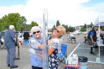 Williams Lake Seniors Activity Centre parking lot coffee house a big hit - Williams Lake Tribune