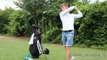 Sportstipendium in den USA: Kai Nelles aus Nidderau ist auf dem Weg zum Golfprofi - op-online.de