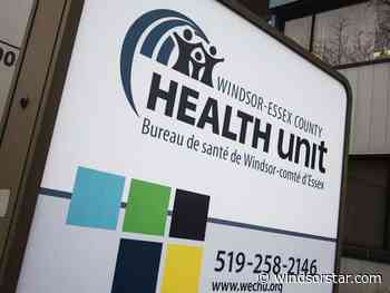Health unit reports 46 new COVID-19 cases in Windsor-Essex