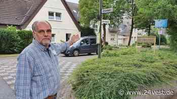 Oer-Erkenschwick: Probleme mit links vor rechts an der Johannesstraße - 24VEST
