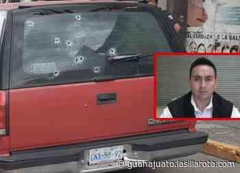 Asesinan en Valle de Santiago a subdirector de la policía de Moroleón - La Silla Rota