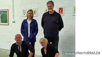 Kunstenaarsinitiatief ontwaakt uit lockdown met kunstige expo over voetbal