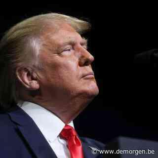 Trump mag vrijgave van zijn belastingen niet blokkeren