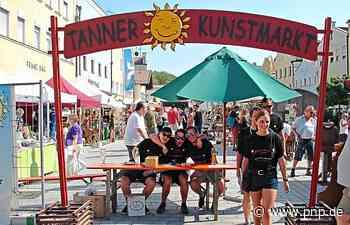 TSV sagt 34. Kunstmarkt im August endgültig ab - Passauer Neue Presse